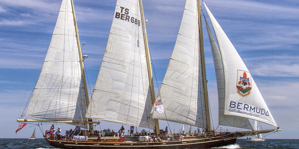 All Aboard the Spirit of Bermuda