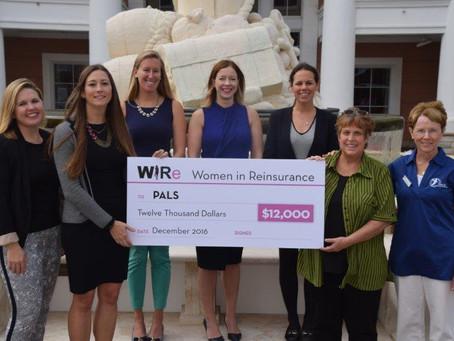 WiRe Silent Auction Raises $12,000 for PALS
