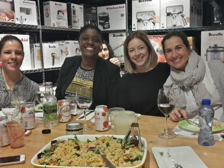 WiRe Members Get Cooking with Nutritional Therapist
