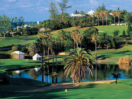 Golf as Networking: Mixing Business & Pleasure