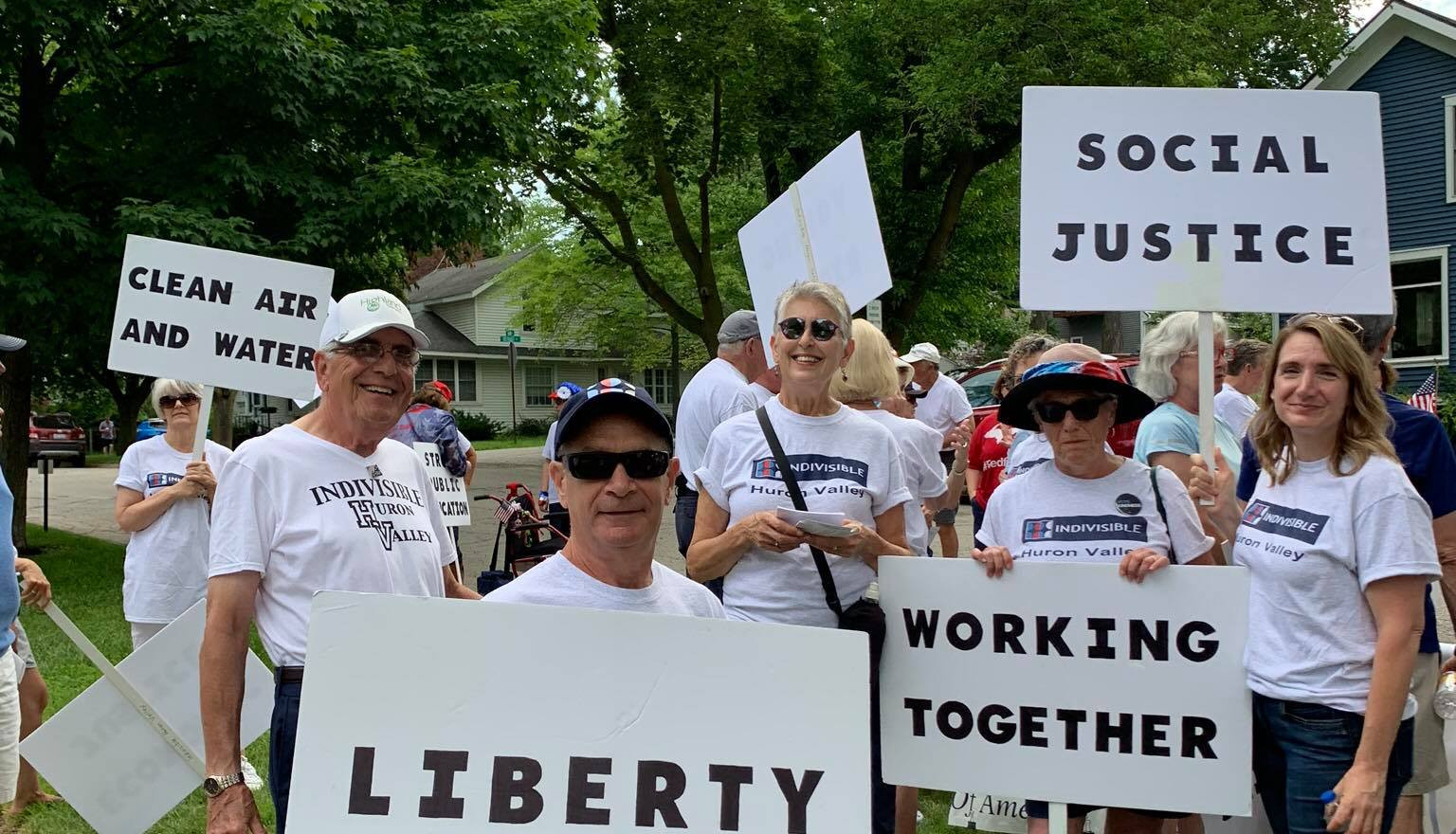 Indivisible Huron Valley July 4 2019.4.j