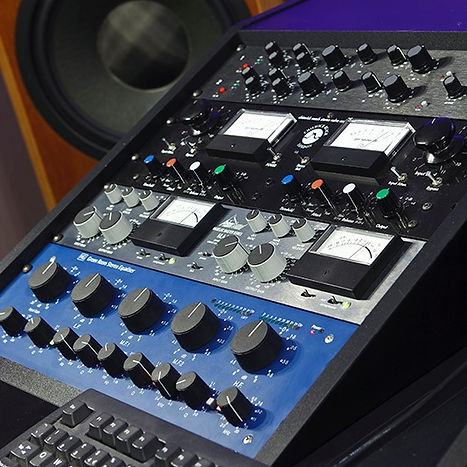 Studio Compressor EQ