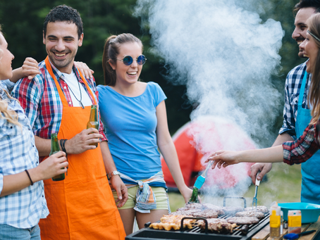 How to elevate your backyard BBQ for Labor Day