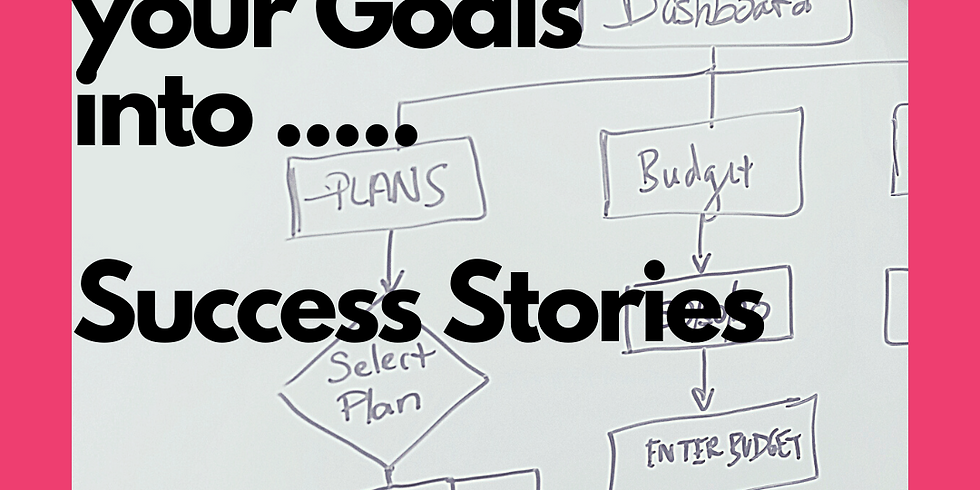 Project Managing your Goals into Success Stories