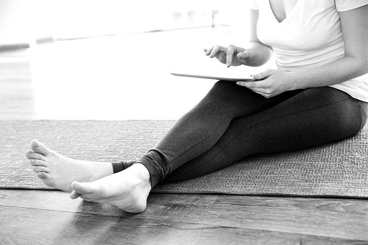 Trauma Sensitive Yoga Therapy