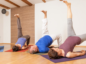 Balance your weight and your life with Yoga