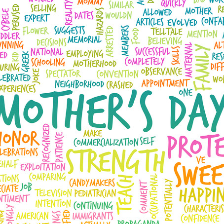Mindfulness and Mothers Day