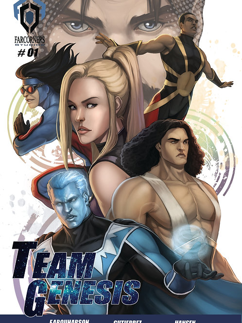 Team Genesis #01 - Print