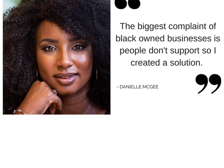Season 3 Episode 3 - Black Business Boom founder Danielle McGee