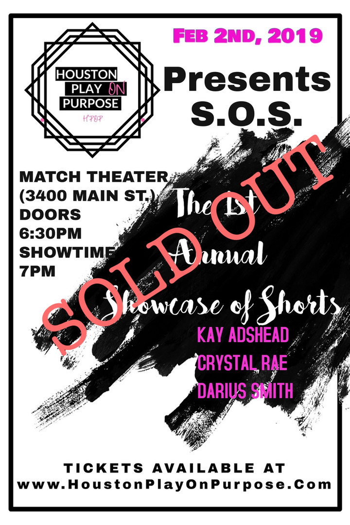 SOS Sold OUT