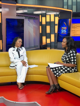 Fox 26 Interview ISAW
