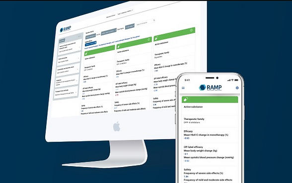Venture Wizards Startup Beratung und Coaching Projekte und Referenzen RampMedical
