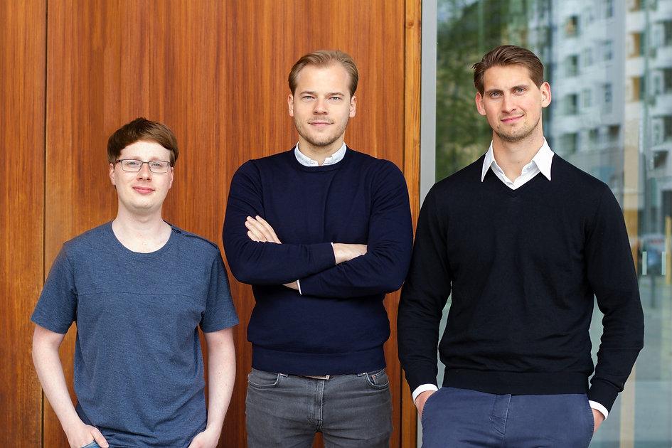 Venture Wizards Startup Beratung und Coaching Team Willi Ibbeken Andreas Pavlenko und Daniel Birnstiel