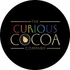 Sticker Colour Gold - The Curious Cocoa