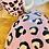 Thumbnail: Leopard print large Easter egg