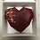 Thumbnail: Mothers Day chocolate smash heart - personalised