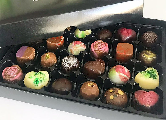 Our classic selection box of chocolate 24