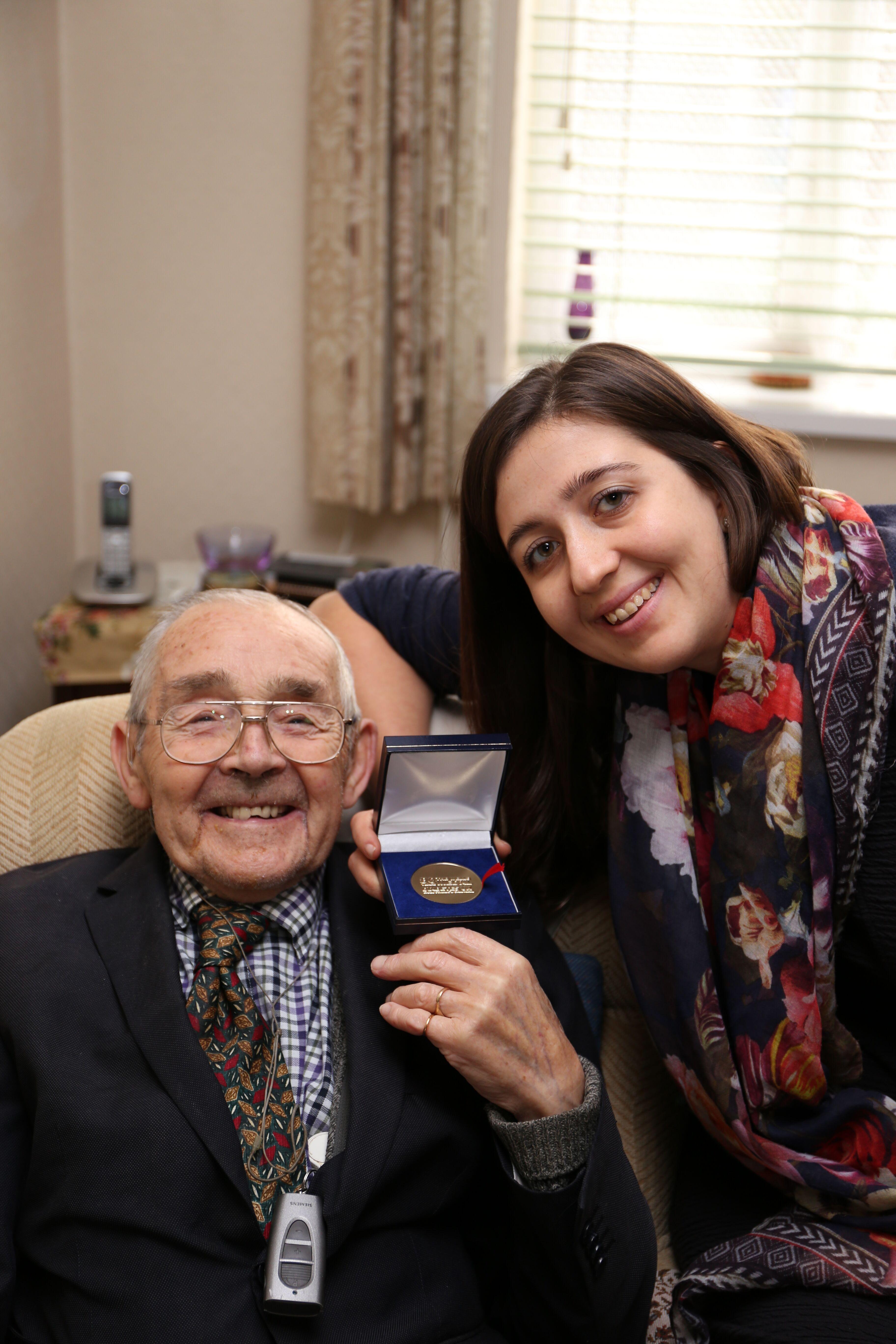 Diabetes UK 80th Medal