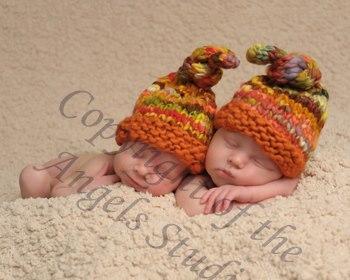 newborn photgraphy twins
