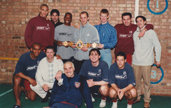 West Ham football club and Boxer
