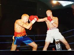 Scott Dixon v Tony Roberts