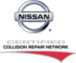 nissan certified collision repair logo.p