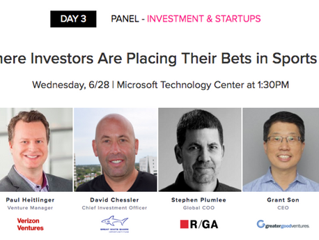 Strategic Investing in Sports Technology Ventures