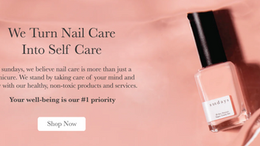 With Sundays: Manicures Are Getting Mindful