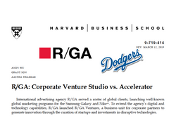 Case: R/GA & LA Dodgers