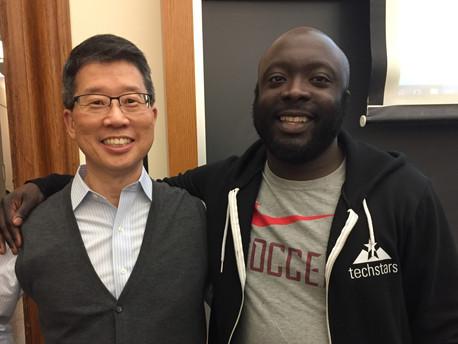 JP Adechi, CEO & Founder of Wheeli