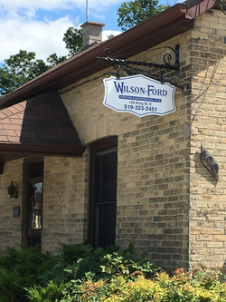 wilson-ford office front