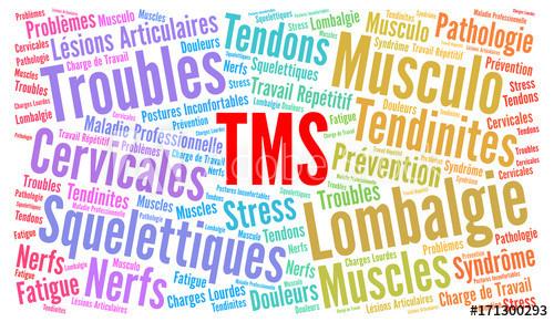 Réflexologie et TMS