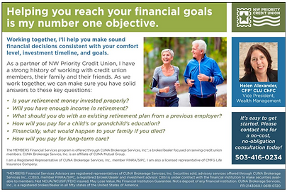 Northwest Priority Credit Union Helen Al