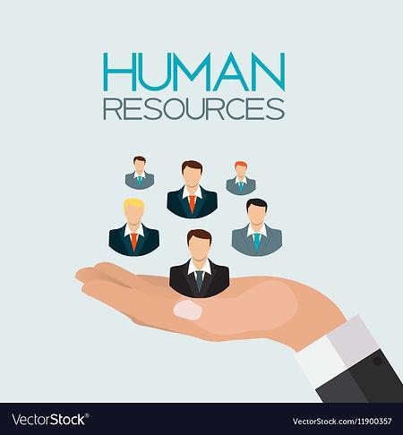 human-resources-concept-flat-design-vect