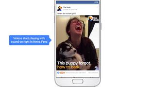 Nye måder at se Facebook-videoer på