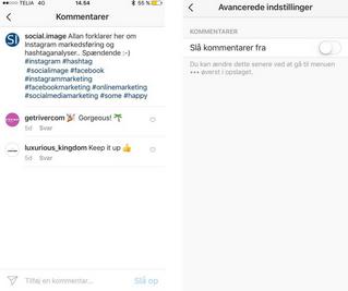 To nye tiltag fra Instagram