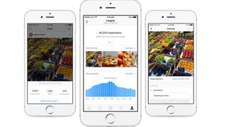 Instagram virksomhedsprofiler kommer snart