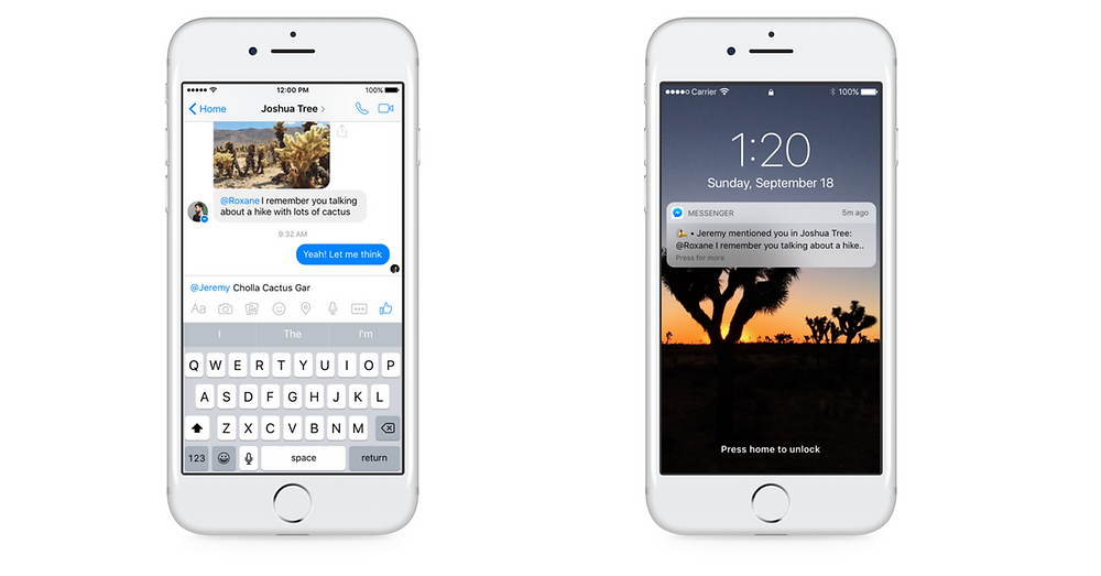 Messenger - social Image - Facebook konsulent