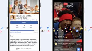 Støtter du gode formål over Facebook?