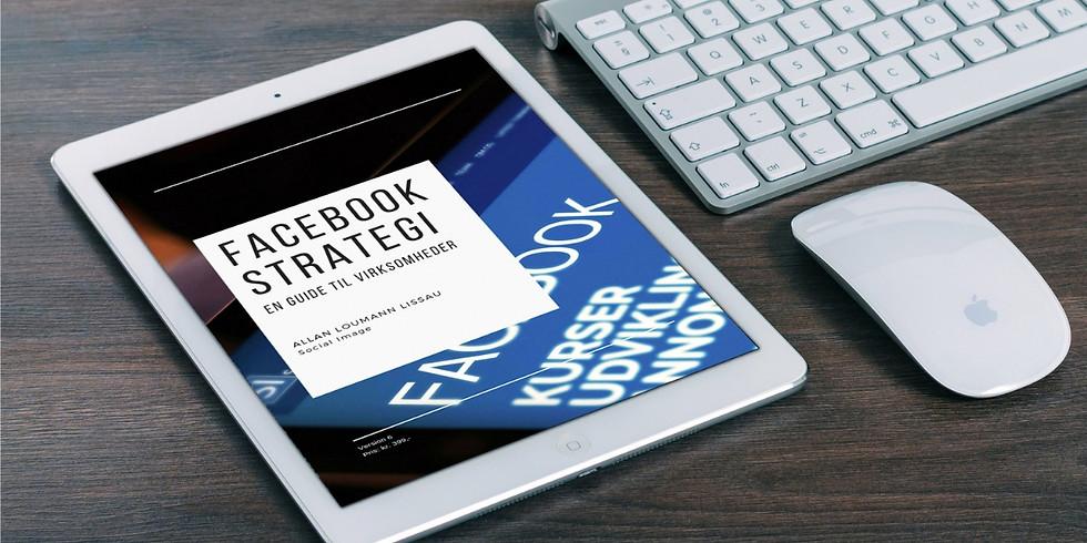 Facebook strategi & annoncering