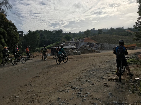 KLMBH #297 SG LONG (01/12/2019) – Ride Report