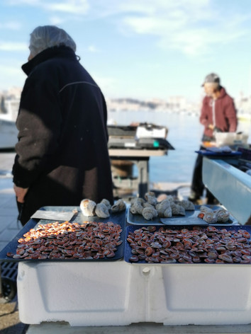 Marché des pêcheurs