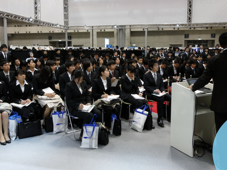 """Job Hunting in Japan: What to Wear and Where to Get Your """"Recruit Suit"""""""