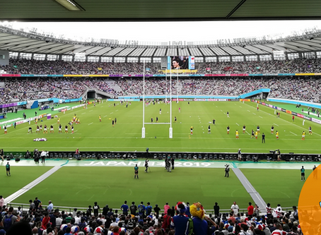 2019 Rugby World Cup Japan: Experiencing Japan Through Sports