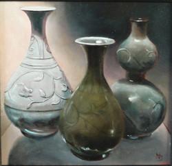3 Middle Eastern Ceramics