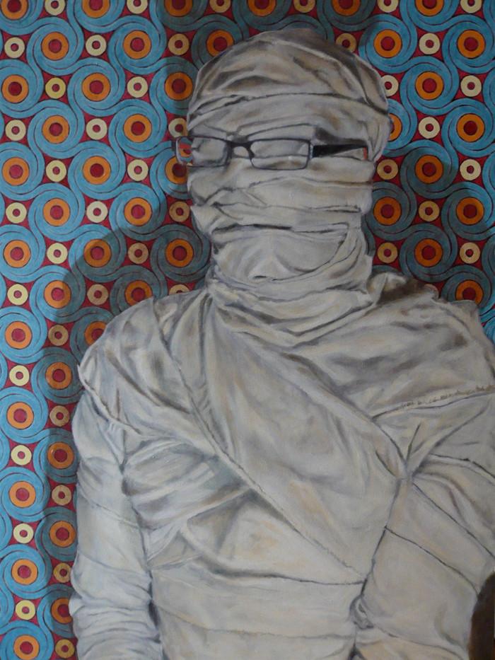 The Immortal Artist Nick Denney
