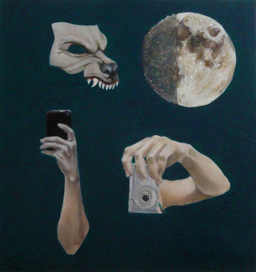 Selfie Shapeshift (Werewolf 2013)