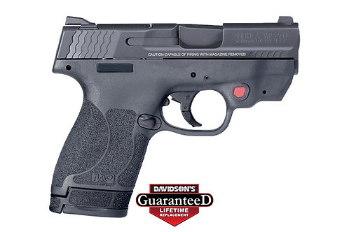 Smith & Wesson Model:M&P Shld M2.0 Crimson Trace Red Laser Mass Comp