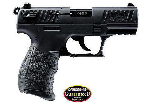 Walther Arms Inc Model: P22 California