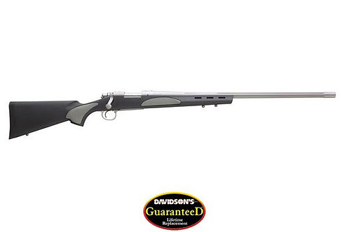 Remington Model:700 Varmint Stainless Fluted